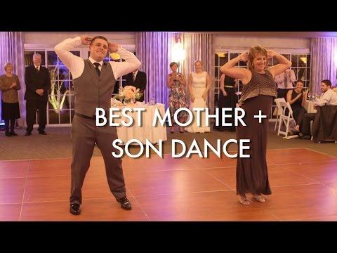 Best Wedding Mother Son Dance!!!