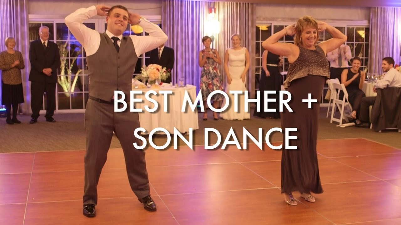 Best Wedding Mother Son Dance!!!