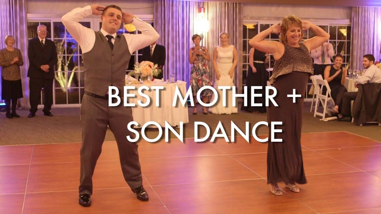 Best Wedding Mother Son Dance!!! - YouTube