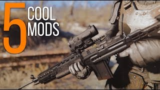5 Cool Mods - Episode 29 - Fallout 4 Mods (PC/Xbox One)