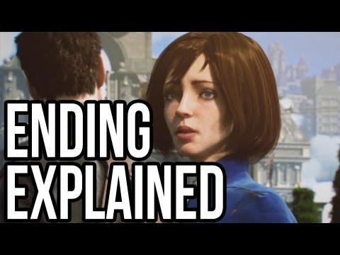 Bioshock Infinite ENDING EXPLAINED! (Complete Analysis)