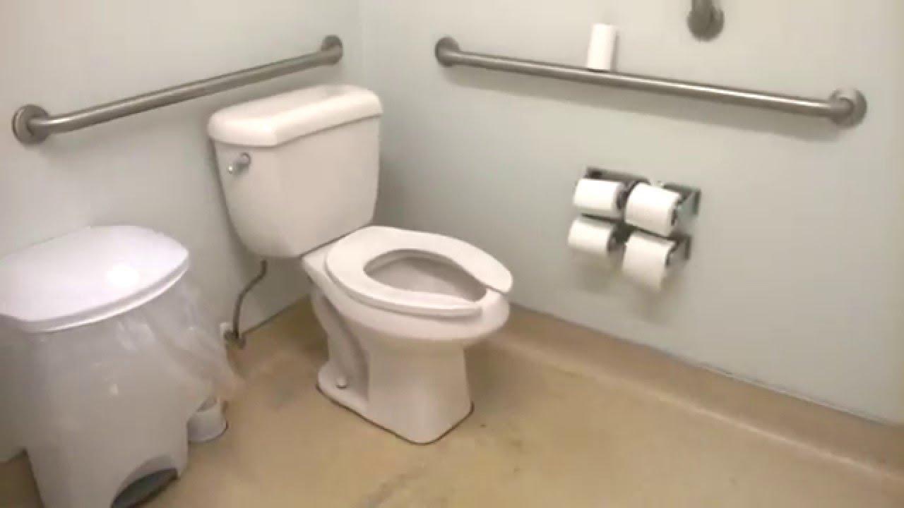 2010 / 2011 Zurn Pressure Assist Toilet - YouTube