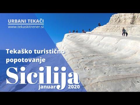 Popotovanje, Sicilija 2020