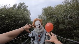 PENNYWISE VS PARKOUR | IT CHAPTER TWO