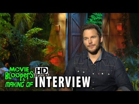 Jurassic World (2015) Official Movie Interview - Chris Pratt