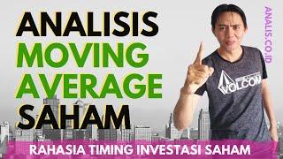Kombinasi Moving Average Terbaik - Teknik Periode & Analisis Moving Average Saham Trading (Part 2)