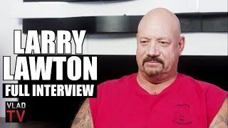 Larry Lawton on Gambino Mafia Ties, Robbing Jewelry Stores, Sammy The Bull, Prison (Full Interview)