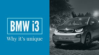 BMW i3: Why It Is One of the Most Unique Cars