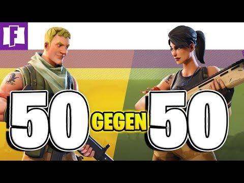 50 versus 50! DER NEUE MODUS! Release-Trailer & Infos