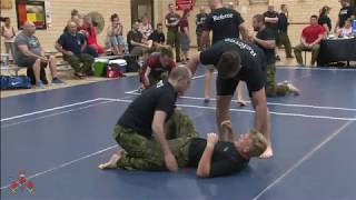 The Military Combatives Grappling Championships - (Part 3 of 6)