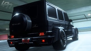 MERCEDES-BENZ G63 AMG CUSTOMIZATION - NEED FOR SPEED PAYBACK