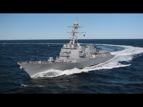 The World's 8 Biggest Destroyers