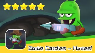 Zombie Catchers - Hunters Day14 Walkthrough 100% zombie hunting action Recommend index five stars