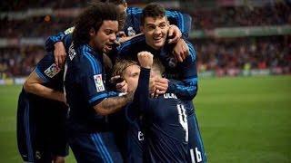 Granada 1-2 Real Madrid | Goles | 07/02/2016 | COPE