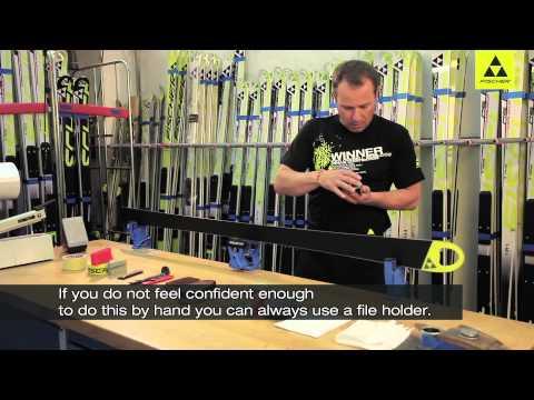 RACE CODE Ski Tuning   Alpine Ski Preparation for Profession