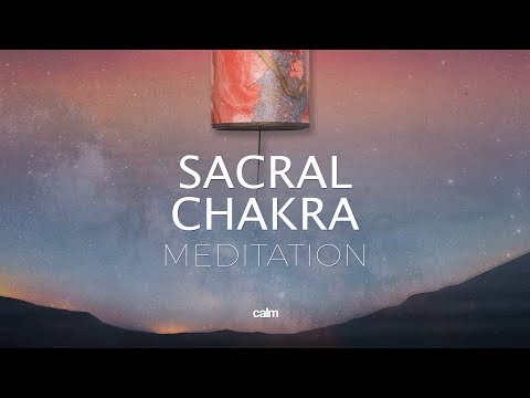 Sacral Chakra Healing Wind Chimes Meditation | Feel Sense Of Beauty Within And Around You