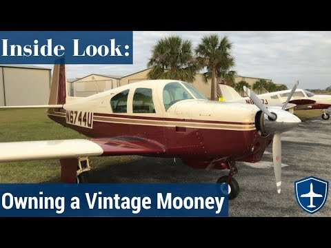 Inside Look: Owning and Flying a Vintage Mooney | The Prebuy Guys