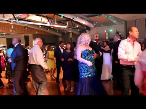 10th ANGLO INDIAN REUNION, Angloindian reunion ball part 2