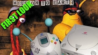 First Look: ToeJam & Earl III: Mission to Earth (Dreamcast) (Unreleased)