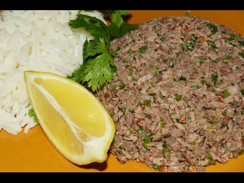 Beef Salpicon Recipe - Make It Easy Recipe