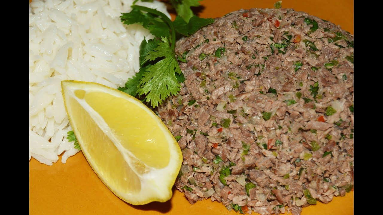 Beef Salpicon Recipe - Make It Easy Recipe - YouTube