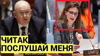 Жесть! Небензя ШОКИРОВАЛ представителя Косова в ООН своим ответом