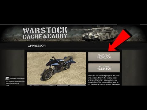 GTA 5 Online - HOW UNLOCK TRADE PRICES FOR THE NEW GUNRUNNIN