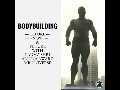 WHAT IS BODYBUILDING - WITH THE LEGEND