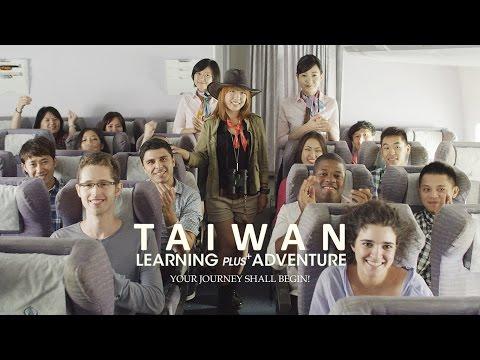 Study In Taiwan --- Learning Plus Adventure