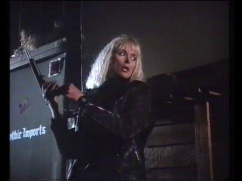 Sybil Danning & Wings Hauser in L.A. BOUNTY - Trailer (1989, German)