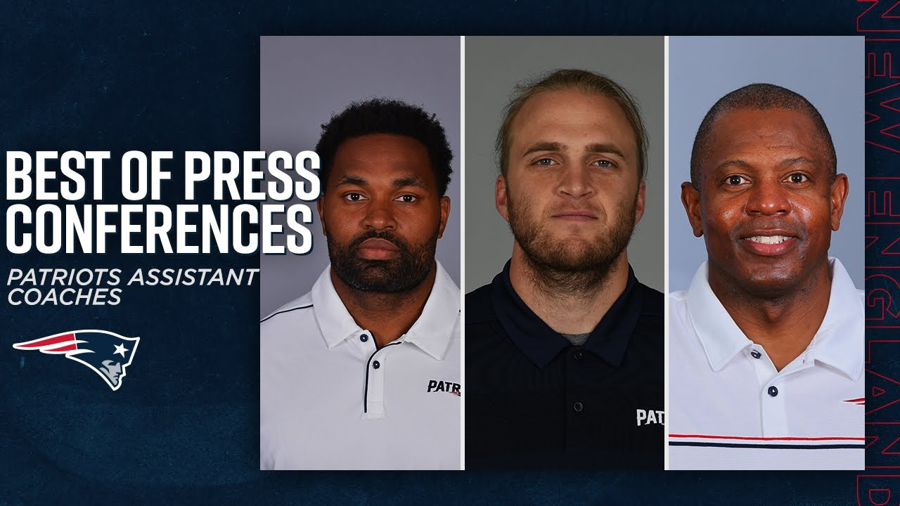 Jerod Mayo, Troy Brown & more coaches on preparing for 2020 NFL Season | Best of Press Conferences