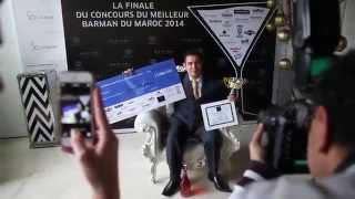 Finale Concours Meilleur Barman du Maroc 2014