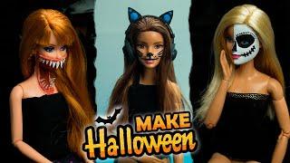 Maquiagem removível para bonecas