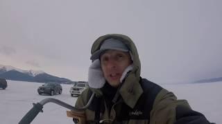 Рыбалка с ночевкой и Комфортом Байкал ловим Омуля Часть 2