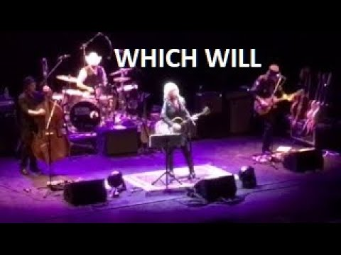 Lucinda Williams - WHICH WILL - Beautiful and Touching!
