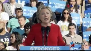 Candidatos presidenciales dan recorridos finales por EEUU en busca de votos
