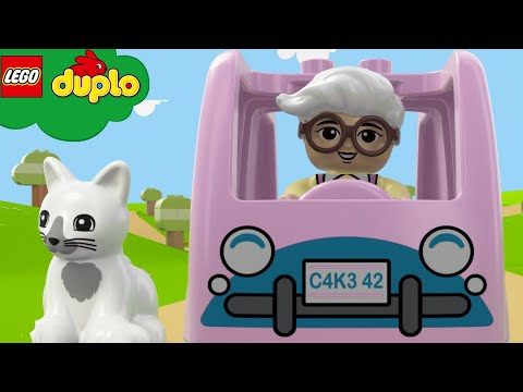 Learn with LEGO DUPLO   All Kinds of Trucks   Compilation   Nursery Rhymes & Kids Songs