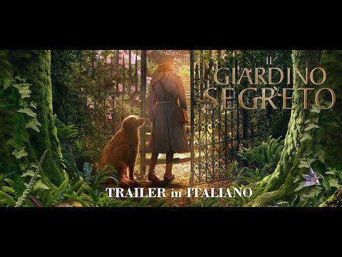 Il giardino segreto 2020 - Trailer in Italiano