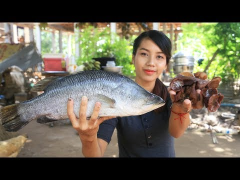 Yummy cooking sea food (fish) recipe – Cooking skill