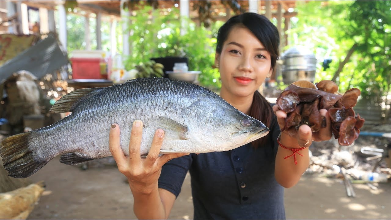 Yummy cooking sea food (fish) recipe - Cooking skill