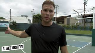 Day in the Life wtih Blake Griffin