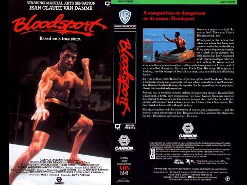 Bloodsport (1988) Movie Review