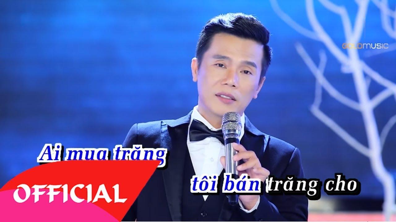 Cát Bụi Cuộc Đời KARAOKE Beat - Lê Minh Trung | Nhạc Vàng Karaoke