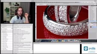 """Онлайн курс """"Adobe Photoshop. Коммерческая ретушь"""". Предметная ретушь. Эпизод 6. Алексей Довгуля"""