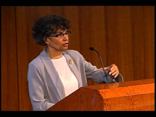 Mary Bassett, MD, MPH: Place Based Solutions to Neighborhood Health Disparities
