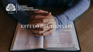 A justiça que vem da fé somente l Rev. Clélio Simões 15/04/2021