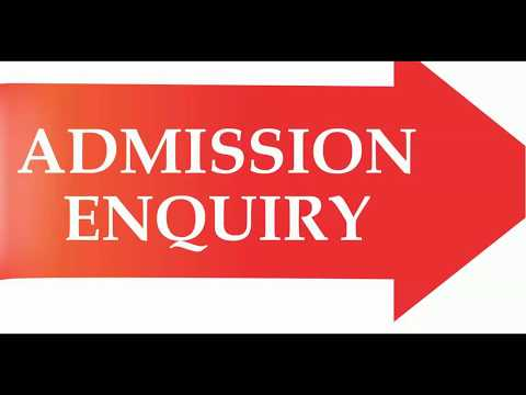How To Enter  Admissions Enquiry in School Accounting Software