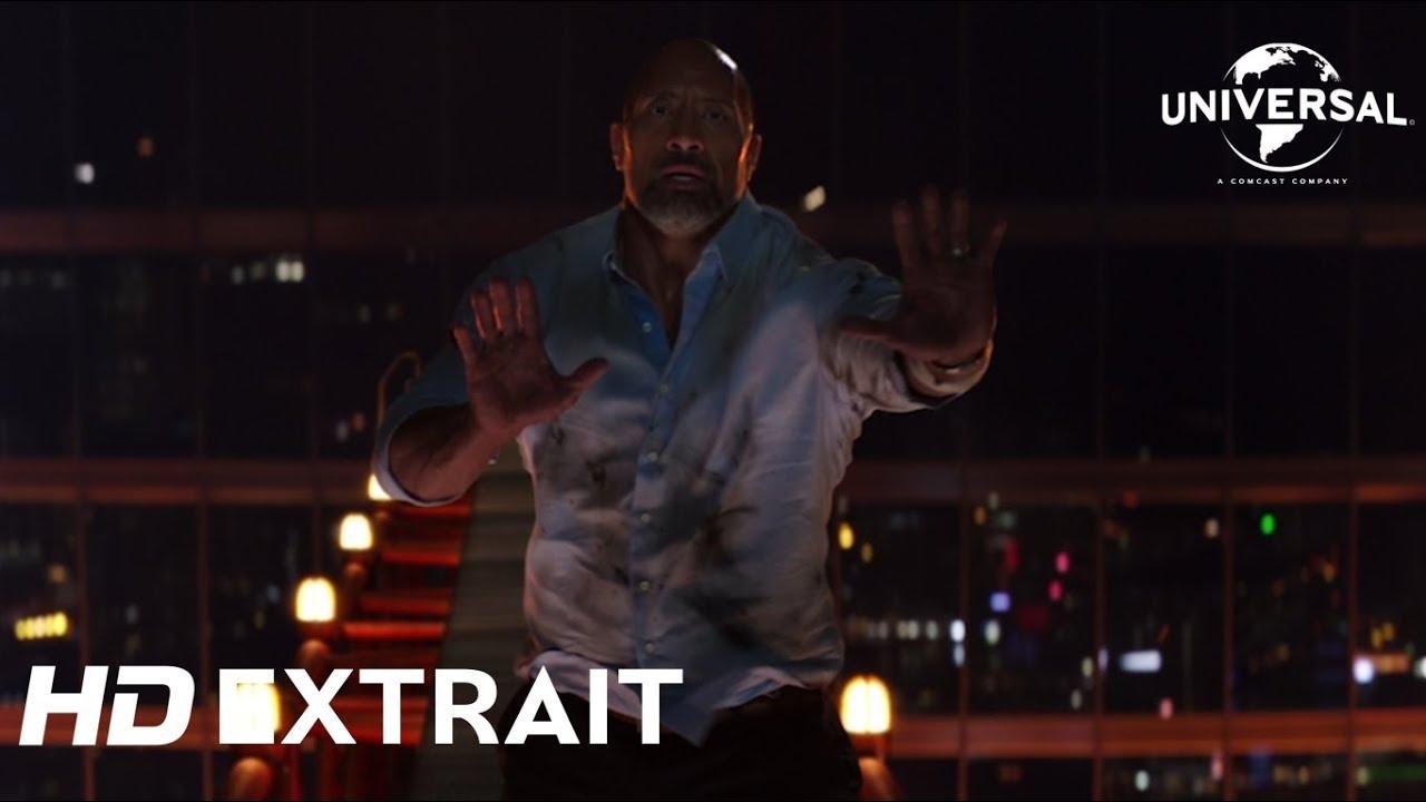 """Skyscraper / Extrait """"Le Saut De Will"""" VF [Au cinéma le 11 juillet]"""