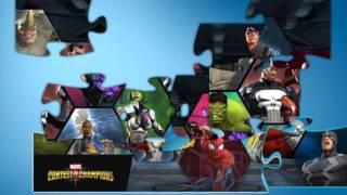 Marvel Contest of Champions (Марвел: битва чемпионов) - прохождение игры