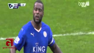 Manchester United Vs Leicester City 2016 1 1 All Goals And Highlights